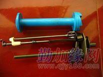 编织机配件日式弹簧锭