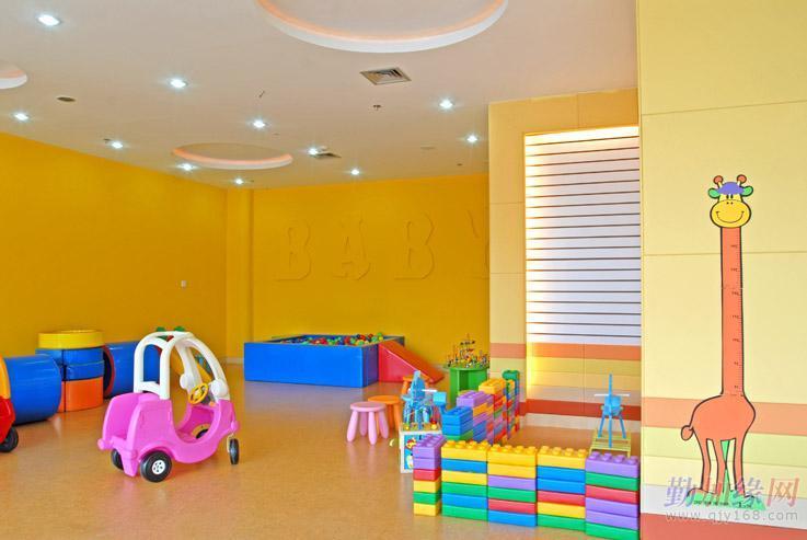 上艺装饰-幼儿园装修设计 幼儿园效果图 早教装修