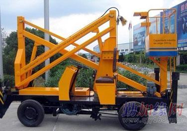 升降平台|液压升降机—济南忠燕机械图片