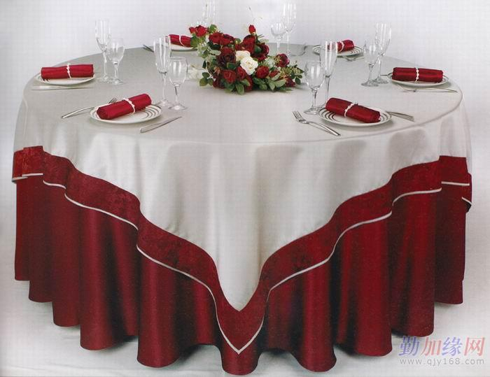 桌裙的制作图解