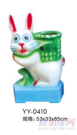 供应玻璃钢垃圾桶 动物型垃圾桶 垃圾箱 环卫垃圾桶