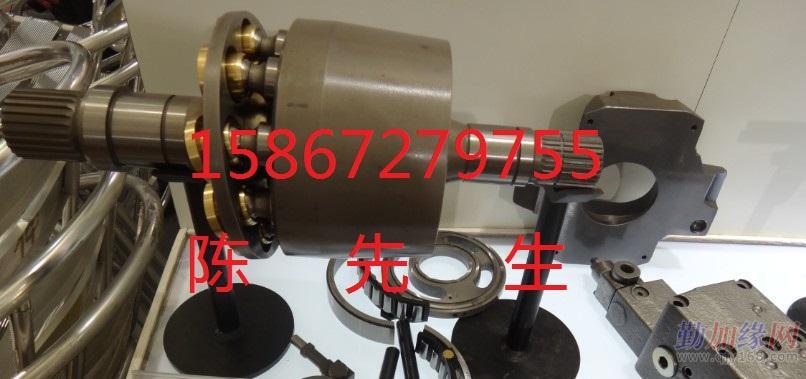辽宁海若泵车液压泵维修,柱塞泵维修图片
