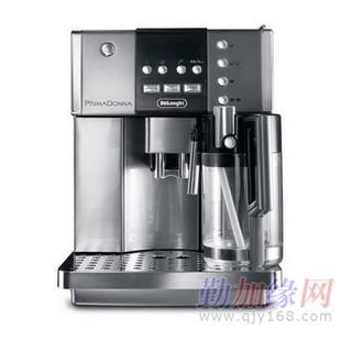 德龙6600意式全自动咖啡机图片