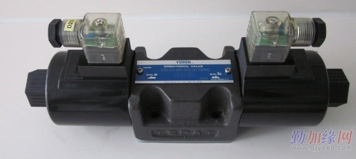 油研yuken电磁阀,电磁换向阀,佛山业新液压图片