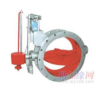 上海冶金阀门专用电磁式煤气安全切断阀dmf-01图片
