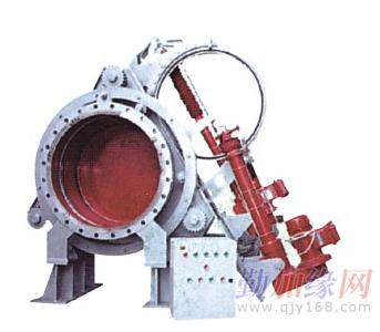 首页 五金分类 通用零部件 阀门 > 上海液动扇形盲板阀f743x-2.