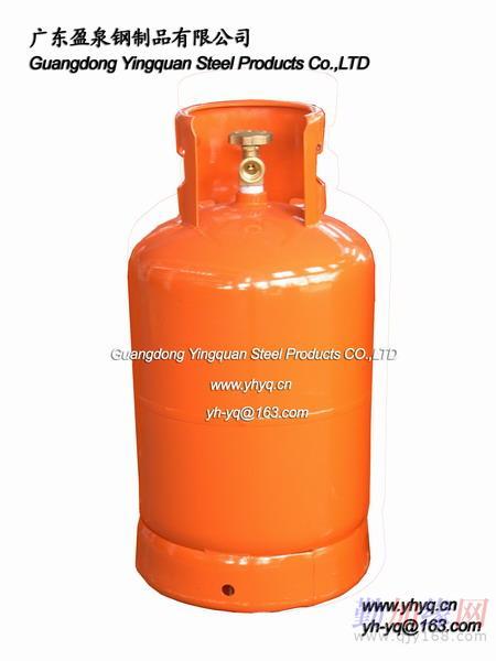 南美洲25磅液化石油气钢瓶图片