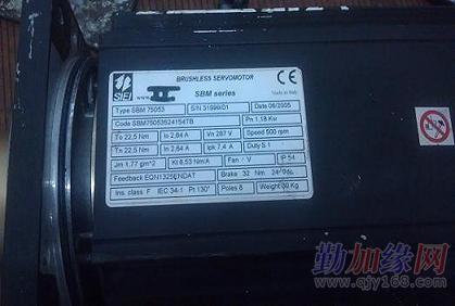 西威SIEI伺服电机SBM南京、徐州、苏州维修中心