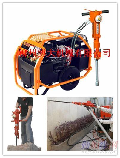 高效工程施工钻孔设备 液压钻孔机图片