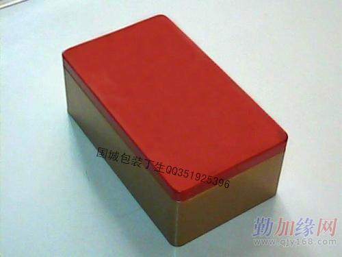 马口铁茶叶盒,长方形茶叶盒,茶叶铁盒图片