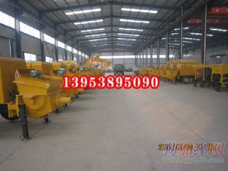 宁夏 宁东地区 矿用混凝土地泵多少钱?详细价格表如下!