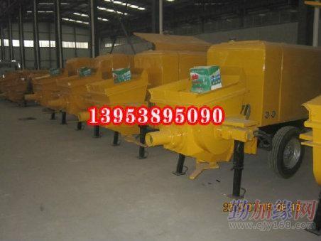 为什么安徽 合肥用户选择山东矿用混凝土泵厂家?