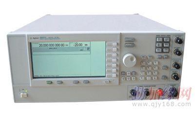 3G模拟信号源价格性能E4421B安捷伦