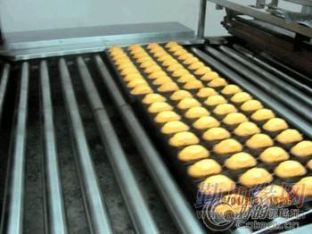 上海进口 二手 糕点加工生产线如何做