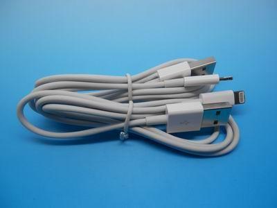 供应USB数据线苹果5数据线厂家