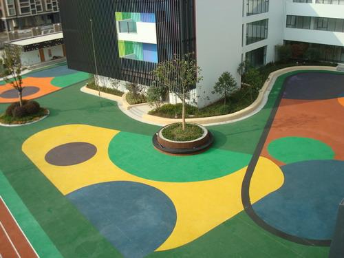 园_广西幼儿园epdm彩色塑胶地板