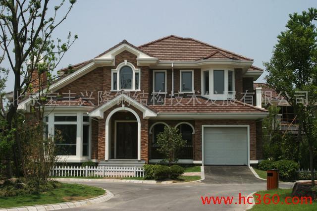 轻钢别墅设计,轻钢结构别墅价格