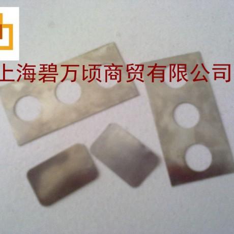 层压式垫片、可剥落垫片、调整对中