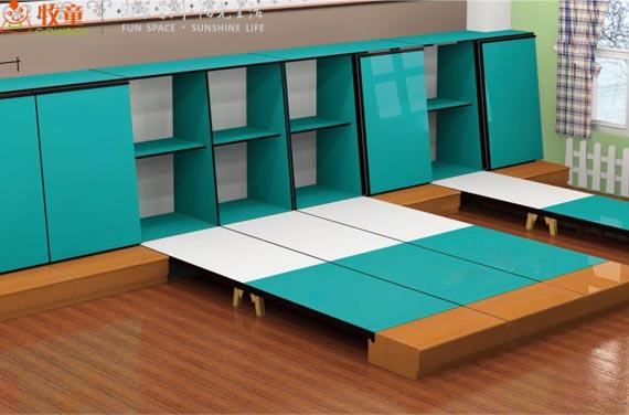 供应海南实木床 木制幼儿床 幼儿园木床 惠州儿童木板