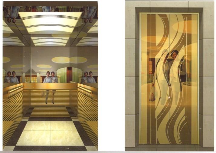 不锈钢电梯蚀刻花纹板厂家