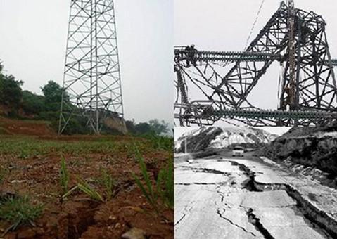 电力杆塔倾斜实时检测预警系统
