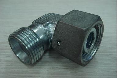 太原橡塑三通四通直通液压管接头图片