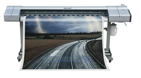 天彩6160 广告写真机