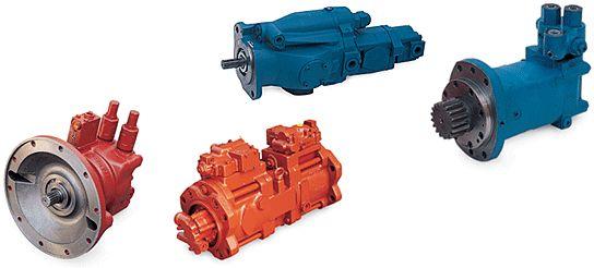 斗山挖掘机液压泵_斗山挖掘机液压泵价格图片