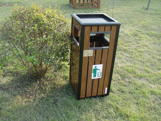 手工制作垃圾桶