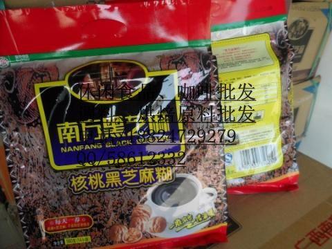 南方甲鱼黑芝麻糊560g团购黄鳝与无糖图片