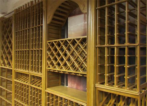 高档红酒展示厅设计