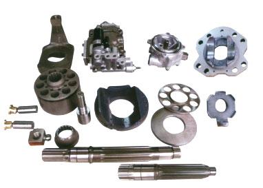 供应川崎液压k5v140液压泵总成及配件图片