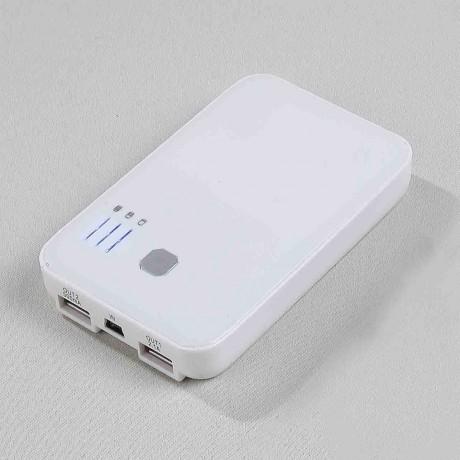 5000毫安容量 充电宝 手机移动电源 苹果三星移动充电宝