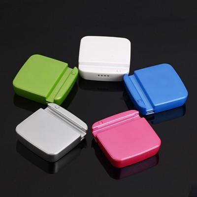 移动电源厂家批发 8800毫安 卡座新款手机充电宝 可OEM