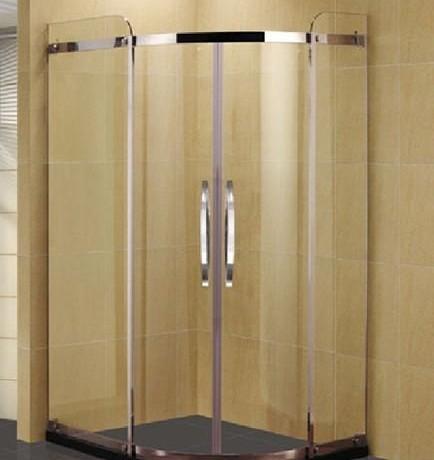 不锈钢淋浴屏风 不锈钢淋浴隔断 不锈钢简易淋浴房
