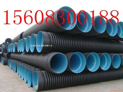 供应重庆HDPE双壁波纹管生产厂家直销波纹管批发波纹管