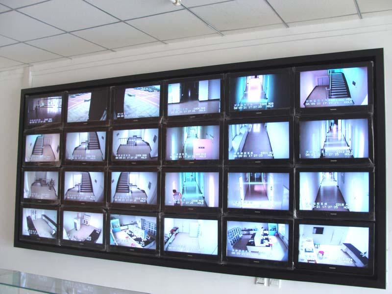 视频监控_监控机柜