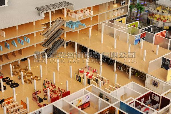 提供福建售楼模型设计制作