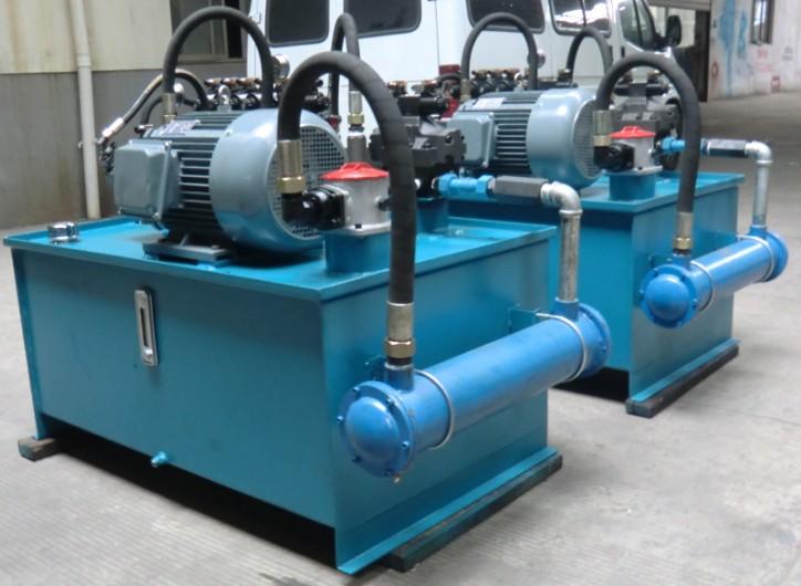 上海液压油缸试验台图片