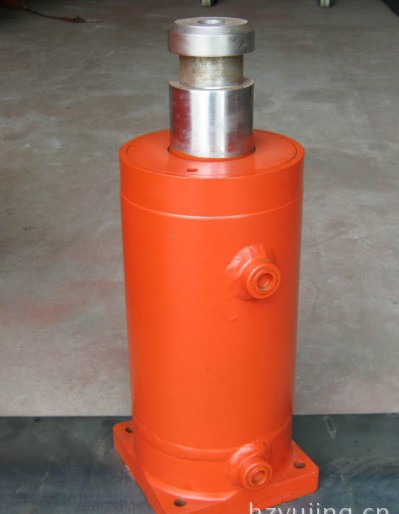 专业生产加工伸缩式套筒液压缸公司图片