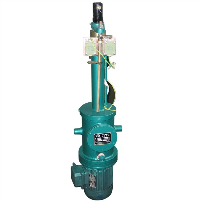 dyt(b)电液推杆 电动液压推杆 防爆电液推杆 直式电液图片