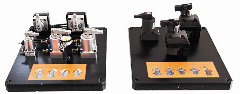 一种用气压或液压驱动的夹具图片