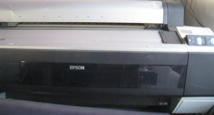 二手写真机爱普生9910十一色打印机(昆仑119号)