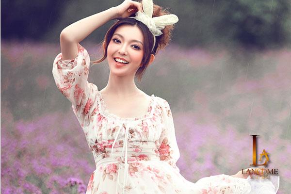 西安情侣写真婚纱摄影【兰蔻】五一特惠