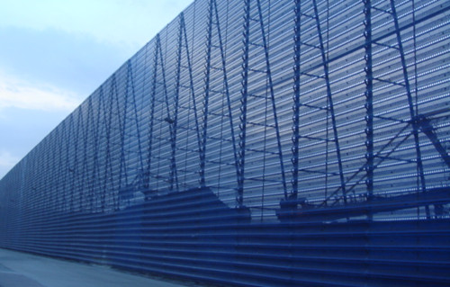 钢结构挡风墙
