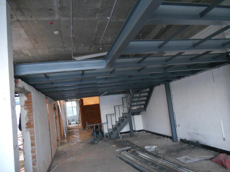北京专业钢结构焊接 阁楼楼梯制作