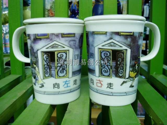 马克杯印花机,太空杯打印机,杯子直喷印花方法