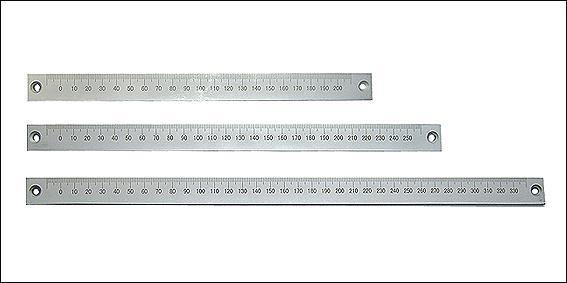 尺子标准图