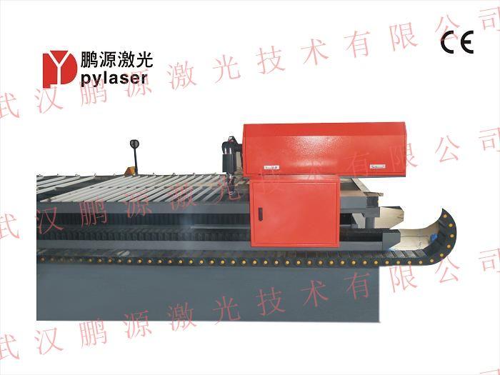yag金属激光切割机/4100*1500大幅面金属切割龙门式