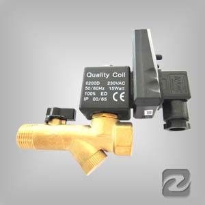 供应opt-b电子自动排水阀图片